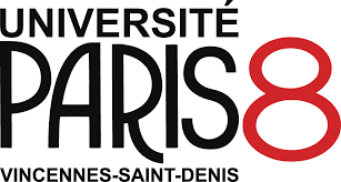 Université Paris 8 logo